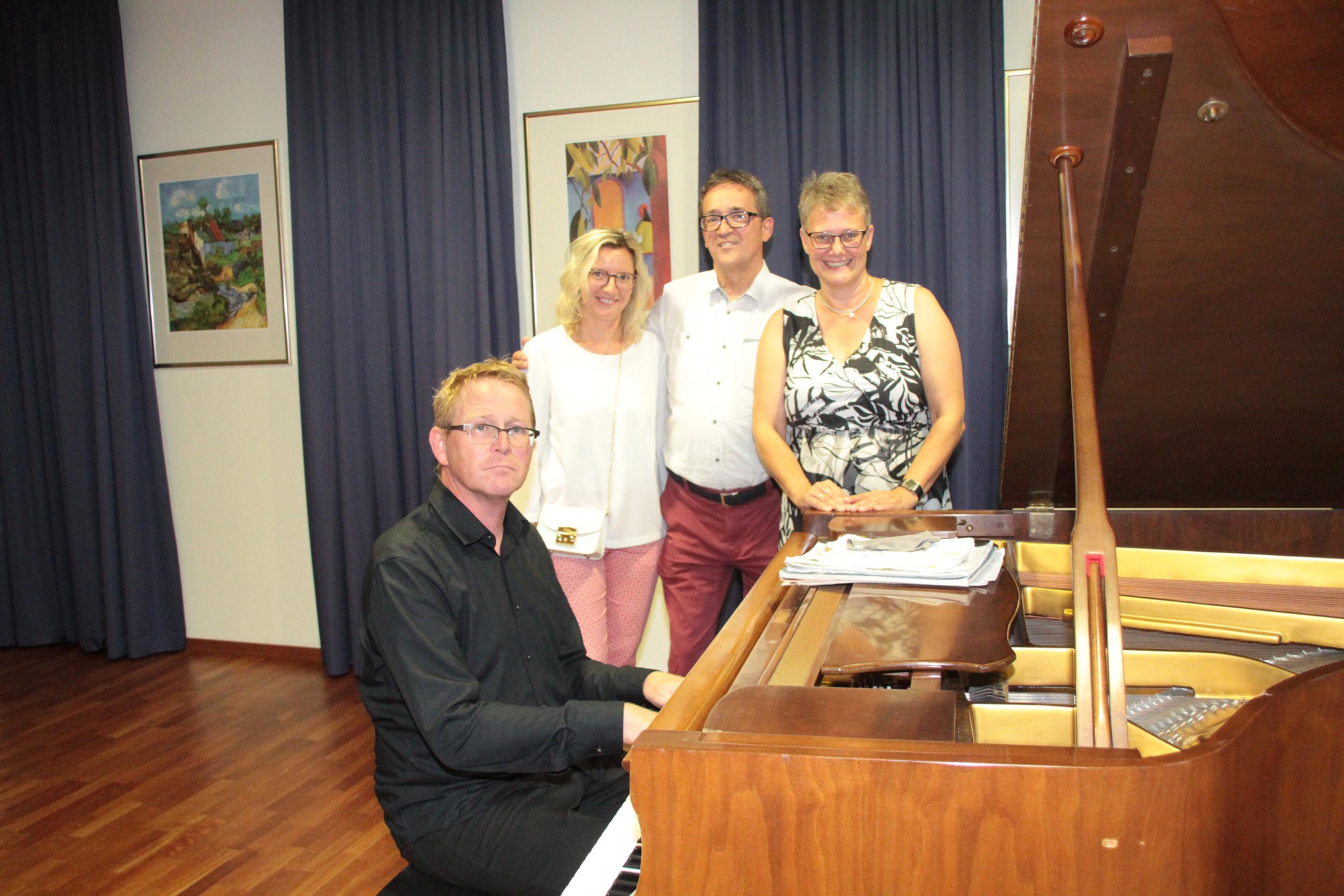 Kunst und Kultur – Klassisches Klavierkonzert mit Martin Steinbronn