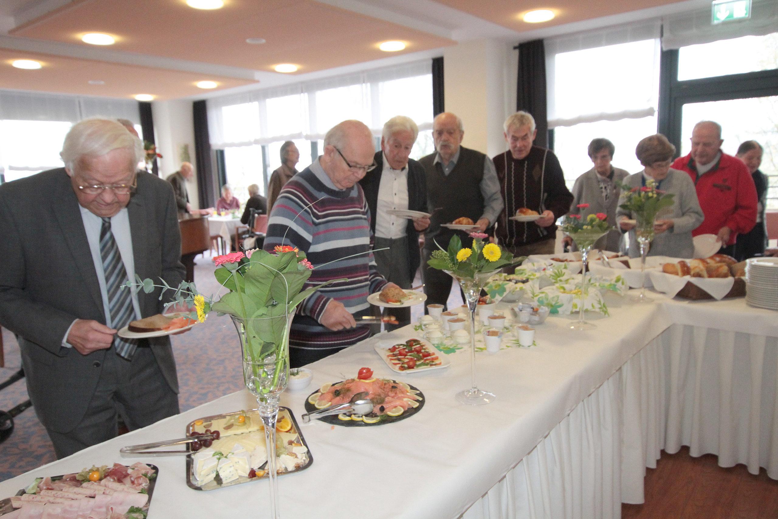 Residenz Humboldthöhe  begrüßt sechsunddreißig neue Bewohner