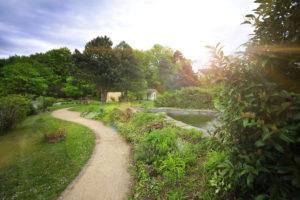 Garten der Humboldthöhe